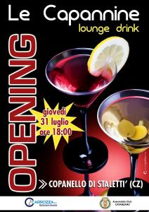 Drink capannine