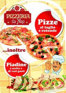 Pizzeria Nino 50x70
